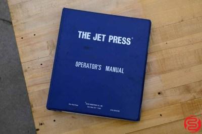 Halm Jet TWOD-D Two Color High Speed Envelope Press - 021720110350