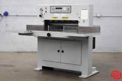 Pro-Cut Model 320 MPS Hydraulic Paper Cutter - 021220113330