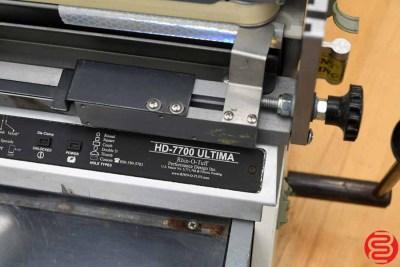 Rhin-O-Tuff HD-7700 Ultima Paper Punch - 021920081420