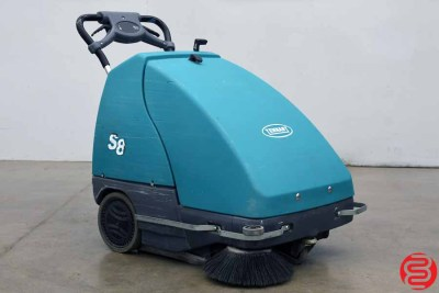 2007 Tennant S8 28 Cordless Sweeper - 031320075310