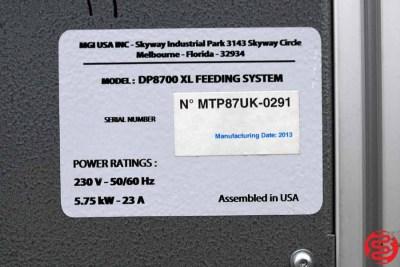 2013 MGI Meteor DP8700 XL Digital Press - 022720123730