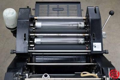 AB Dick 9970 Single Color Offset Printing Press - 030420021635
