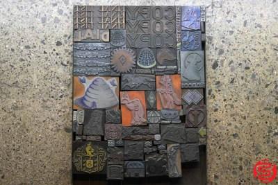 Assorted Letterpress Cuts and Ornaments - 032720021500