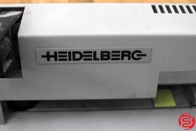 Heidelberg Plate Punch - 030720104340