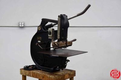 Kensol 11A Hot Foil Stamping Machine - 032620014040