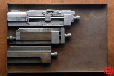 Letterpress Composition Stick - Qty 3 - 022620072555
