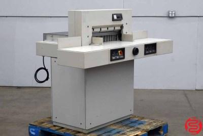 Triumph Ideal 5221 Hydraulic Paper Cutter - 031120012940