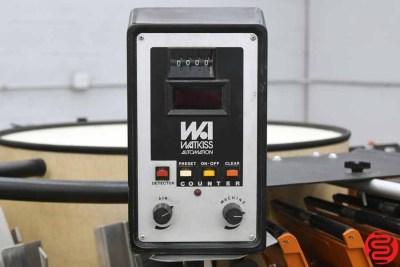 Watkiss 46 Pocket Round Collator - 030220080455