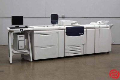 Xerox 700 Color Digital Press - 030520035605