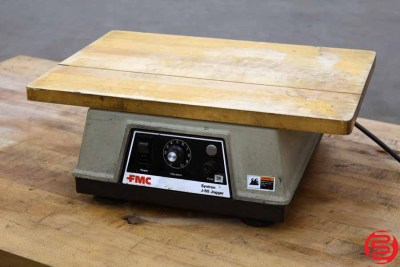 FMC Syntron J-50 Flat Top Paper Jogger - 040620111700