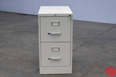 Filing Cabinet - 2 Drawer - 040120124230
