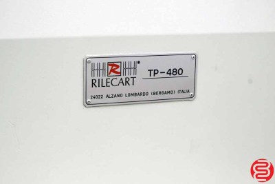 Rilecart TP-480 Semi-Automatic Double Loop Wire Binder - 042120104140