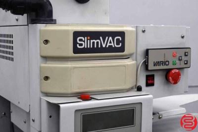 Slim VAC 8 Bin Booklet Making System - 040220031100