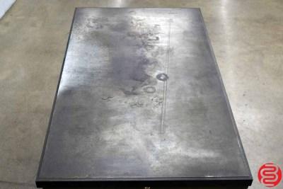 Challenge Steel Top Composing Stone Letterpress Cabinet - 051320092950