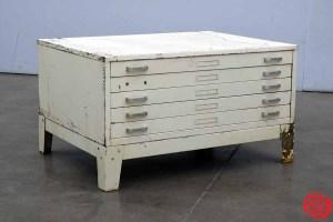 Flat Filing Cabinet - 050120111140