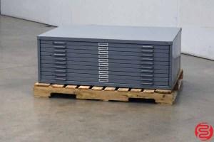 Flat Filing Cabinet - 051220112620
