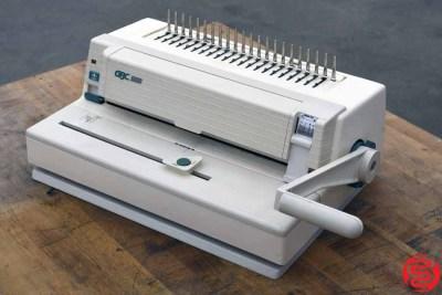 GBC 5000 Comb Binding Machine - 050520011655