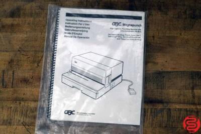 GBC MagnaPunch Heavy Duty Paper Punch - 051220123020