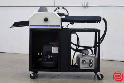 Graphic Whizard Creasemaster Plus Vacuum Feed Impact Creaser - 042720080650