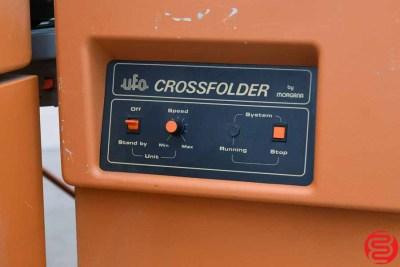Morgana UFO Crossfolder Paper Folder - 042420094350