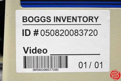 Multigraphics Whisper Jog 400-AM Paper Jogger - 050820083720