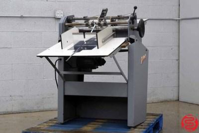 Rosback 220 True Line Perforator Perf Slit Score Machine - 051120021950
