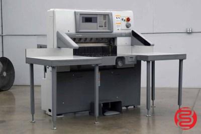 2010 Polar 78 XS Programmable Paper Cutter - 061020035510