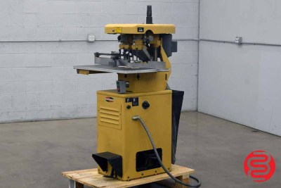 Challenge EH-3A Three Spindle Hydraulic Paper Drill - 061920080630