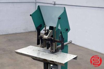Foot Pedal Two Head Flat Book Stitcher - 052120121515