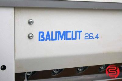 "2000 Baumcut Model 66 26.4"" Programmable Paper Cutter - 052220074230"