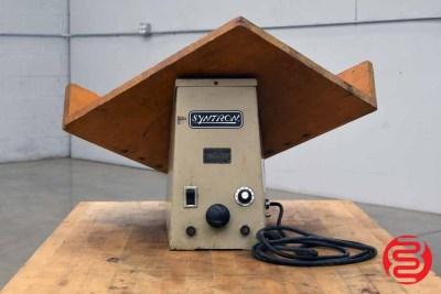 Syntron Table Top Paper Jogger - 052220110550