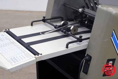 Baum 714 Ultrafold XLT Right Angle Paper Folder - 052820120020