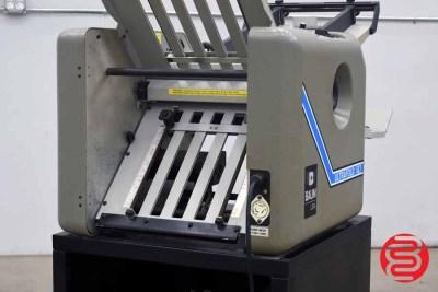 Baum 714 Ultrafold XLT Vacuum Feed Paper Folder - 052820011820
