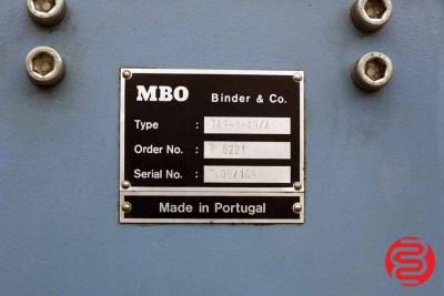 MBO T49 Pile Feed Paper Folder - 052820024210