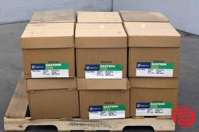 Eastern Opaque Polar White 8 3/4 x 13 1/8 60 lb - 12 Cases - 060420082740