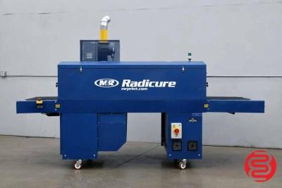 Radicure Electric Screen Printing Conveyor Dryer - 062420093900