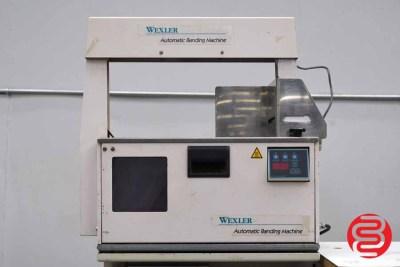 Wexler ATS CE 340/30 Banding Machine - 062920074600