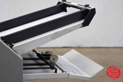 Baum 714 Ultrafold Vacuum Feed Paper Folder - 063020015425