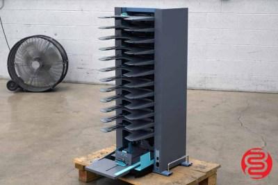 Duplo DFC-12 Bin Collator Tower - 070120074440