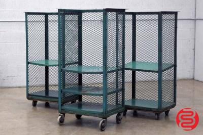 Paper / Bindery Cart - Qty 3 - 070120090730