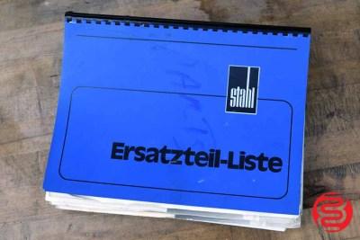Heidelberg Stahlfolder Ti 55 Continuous Feed Paper Folder - 070220081520