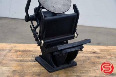 Table Top Platen Press - 071720085750