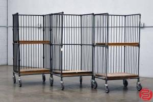 Bindery Paper Carts, Qty. 3 - 081220115320