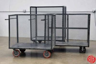 Bindery Paper Carts, Qty. 3 - 081320090525