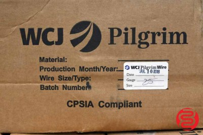 WCJ Pilgrim C1006 Box Stitching Wire