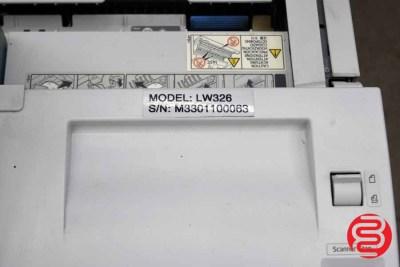 Lanier LW326 Digital Press - 072020085050