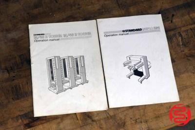 Standard Duplo 24 Bin Booklet System w. Stitch and Fold - 072020094620