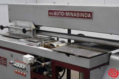 Sulby Auto-Minabinda MK II Perfect Binder - 083120111730