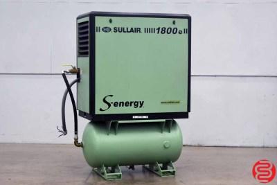 Sullair S-energy 1800e Air Compressor - 082520084650