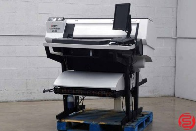 PlateWriter 2500 Computer to Plate System - 090120094110